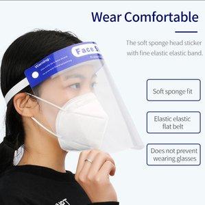 Анти-туман лицевой щиток 22*32 см анфас прозрачная защитная маска козырек безопасности лицевой щиток защитная маска с морской доставкой CCA12046