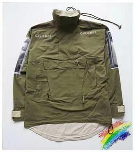 Mejor calidad-CAVEMPT chaqueta Hombres Mujeres 2010 Nueva haber llegado Streetwear C.E Cav Empt capas de las chaquetas de abrigo