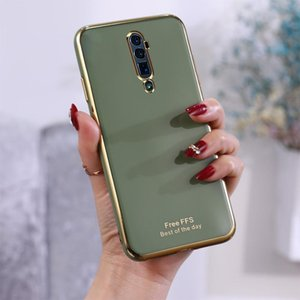 For OPPO Reno 10x zoom 6D Plating TPU Protective Case