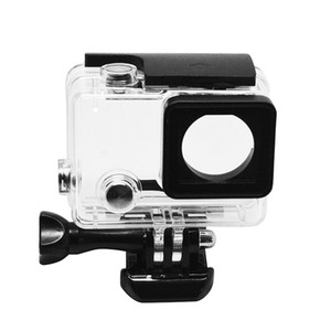 For Gopro Waterproof Housing Case For Gopro hero 4 Hero3+Hero 3 Underwater Protective case For Go pro Accessories
