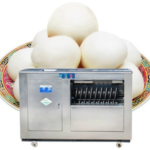 Коммерчески нержавеющая сталь 220V пропарила хлеб делая машину сферически машина теста автоматический пропаренный хлеб формируя машину