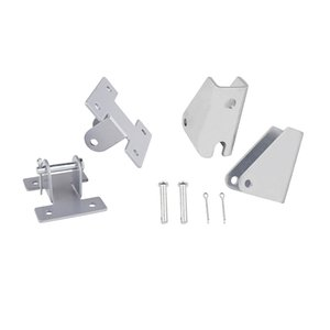 4 pieces Linear Actuator Mount Bracket Hardware