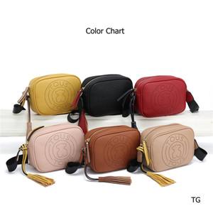 Lady Luxury Umhängetasche Frauen Marke PU Umhängetasche Mädchen Girlish Handtasche Mode-6 Farben-einfache Art im Freien B104934Z