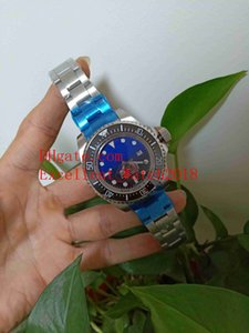 2 Hot sale Mens Watches 44 mm 126660 Stainless Steel Ceramic Bezel Asia 2813 Movement Automatic Mens Watch Watches