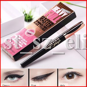 Macfee Eye Makeup Schwere Full Master Membrane Force Dickes, kühles Schwarz Wasserdichter, natürlicher, langlebiger, flüssiger Eyeliner Eye Liner Pen