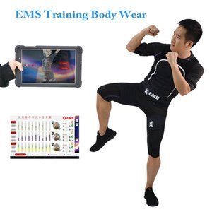 Professional factory Electric Muscle Stimulator Ems gym fitness clothing