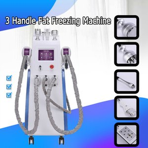 Многофункциональное оборудование Beauty Fat Freezing Lipolaser 40K Ультразвуковые кавитационные RF устройства Криолиполизный аппарат для замораживания жира RF