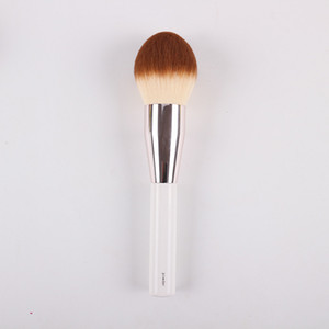 big size LA MER foundation loose powder brush bb cream powder brushes makeup brush cosmetic makeup tool 10 pcs free shipping