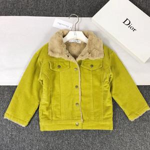 enfants qualité fille manteau haute vêtements enfants filles manteaux vestes sweat à capuche 191129-587 * 1478