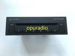 Original Novo SONI 6 mecanismo de CD changer disco para VW Volkswagen 3C0 057 110 Audi A6 1 DIN CDC car radio sintonizador de áudio CLASS1 LASER PRODUCT