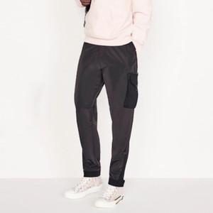 20SS France High-End Fashion Track Pants Drawstring Pant Tooling Pants Sweatpants High Street Skateboard Casual Trousers Sport HFYMKZ201