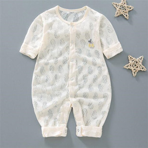 New Fashion Baby Girls Summer Rompers Designer Newborn O-neck Short Sleeve Jumpsuits Infant boy Girls Romper Cotton Kids Clothing