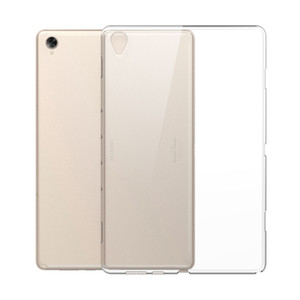 High Clear Shockproof Transparent Soft Gel TPU Case For Huawei C5 T5 10.1 M5 Lite 10 Honor Waterplay 8 Matepad pro 10.8 M6 8.4 Mipad 4 Plus
