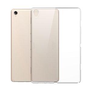 하이 클리어 충격 방지 투명 소프트 젤 TPU 케이스를 들어 화웨이 C5 T5 10.1 M5 라이트 (10) 명예 워터 플레이 8 Matepad은 10.8 M6 8.4 Mipad 4 플러스 프로