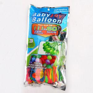 Látex balão de água bolas de água Bomba Bomba Rápido Injection Verão Jogos Beach Water sprinking Ballons preenchimento rápida