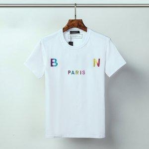 High quality Paris Mens Designer T Shirts Firmata dg GG l and v Luxury T Shirt Summer juventus Tee Tops backpack shoes 03