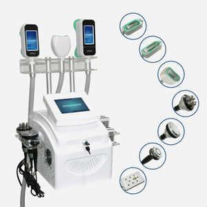 Hot Sale Radio Frequency Bipolar Ultrasonic Cavitation 5 In 1 Cellulite Removal Slimming Machine Vacuum Weight Loss Beauty Equipme