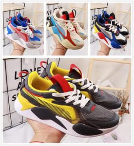 2019 детские игрушки RS-X Release кроссовки для мальчика Rx-s кроссовки кроссовки детские беговые спортивные кроссовки молодежные Chaussures 11c-3y