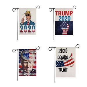 Donald Trump Flag U.S.A. Garden Flags Parade Präsident Kampagne Banner Bunte OppBag neue Ankunfts-5 5mx D2