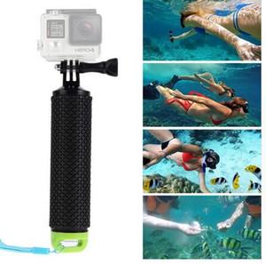 À prova d 'água flutuante aperto de mão para gopro camera hero 7 sessão hero 6 5 4 3 + 2 água esporte ação câmeras manipulador