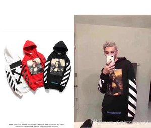 Pkorli OFF Love Sweatshirt Men Women WHITE Casual Pullover Hip Hop Lil Peep Rapper Hoodies Sad Face Boys Hoody 02