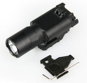 Av CL15-0040 için Picatinny Rail ile Fabrika Satış Taktik X300U Ultra LED Işık Tabanca Lanterna Airsoft Fener