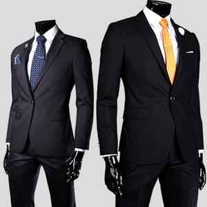 Denim Costumes Hommes d'affaires formel Blazer smokings marié mariage Meilleur Costume homme Groomsman pantalon Vestes non inclus