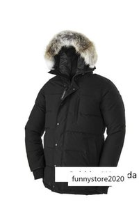 New Canada Carson Coat Black Navy Graphite Jacket Winter Down Parka Fur Sale