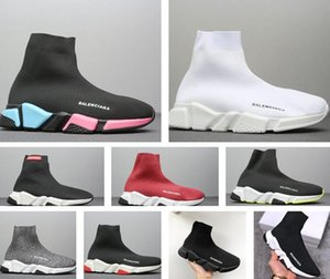 2020 progettista calza Balenciaga sport allenatore di lusso Mens delle donne scarpe casual tripler Etoile sneakers epoca calze stivali piattaforma traiZsxq #
