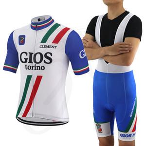 Jersey Homens Retro clássico Verão de Ciclismo Azul Pro equipe de Corrida de ciclismo de estrada roupas maglia ciclismo MTB bicicleta roupas bicicleta camiseta