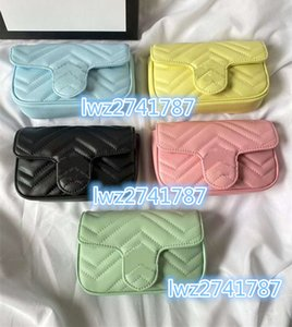상자 새로운 도착 패션 색상 가방 실버 체인 가죽 여성 가방 핸드백 높은 품질의 어깨 가방 cluth 지갑