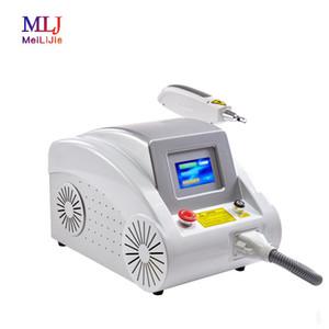 Fabrikpreis! Tragbarer ND YAG-Laser Q-Schalter Tattoo-Entfernung System / neuer Laser zur Entfernung von Tätowierungen / Hautverjüngung