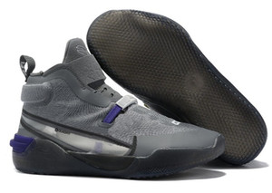 Mode New Arrvial Mens NXT FF Vastes Chaussures Gris baskeball NXT FF Basketball Chaussures 2020 meilleurs hommes yakuda sport d'athlétisme garçons chaussures