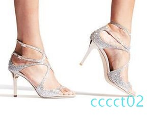 JC COLLEZIONE 2019 designer women's high heels party fashion sexy pointed shoes dance shoes wedding sandals ccc2