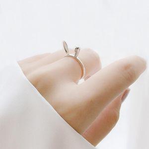 Tardoo realmente 925 anéis de dedo de prata esterlina para as mulheres bonito estilo encantador amigos da menina presente marca de jóias finas Y1892704