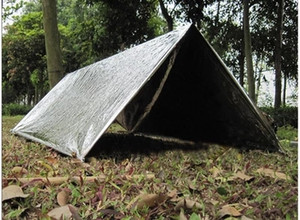 Ourpgone marca Hign Quality 2017 Nuovo arriva Emergenza Tenda Tubo Survival Camping Shelter Emergenze Sporting Outdoor Nuovo