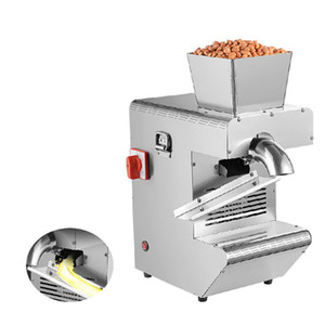 BEIJAMEI 2019 Hot Cold Oil Pressers electric sesame oil extraction machine peanut oil squeezer making price