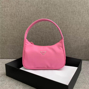 Livraison gratuite Classic Deluxe sac assorti tissu rose fourre-tout le plus élevé Tote qualité Taille 22cm 15cm 6cm