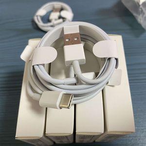 100pcs 7 generaciones Original OEM Calidad 1M 3FT 2M 6AF USB Data Synnc CARGA CABLE CON PAQUETE MENOR NUEVO 2021