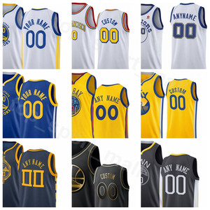 Print Screen pallacanestro Draymond Green Jersey 23 Thompson 11 Stephen Curry 30 Poole 3 Eric Paschall 7 Città Finito Earned Edition