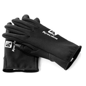 Kensal Winter Outdoor Sports Riding Warm Gloves Guantes de esquí con pantalla táctil antideslizante antideslizante