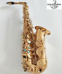 2019 Nouveau Japon YANAGISAWA W A-901 E flat saxophone alto instruments de musique de haute qualité YANAGISAWA Alto professiona
