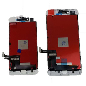 Per iPhone 7 Display LCD Bianco Nero Display LCD Touch Digitizer Frame Assembly Repair per iPhone 7 DHL Shipping2019 gratuito