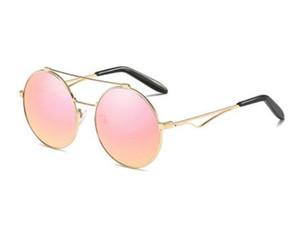2020 Sunglasses Lady New Korean Tide UV Sunglasses Fashion Round Face Polarized Goggles 2447 ins 6126