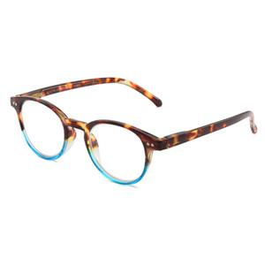 2020 lectores redondo vendimia de la lectura de los vidrios de cristal de las lentes de presbicia hipermetropía dioptrías Gafas 1,0 1,5 20. 2,5 3,0 3,5 4,0