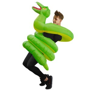 Adulte Halloween Snail gonflable Custome Blow Up costume de mascotte Parti Fanny Robe