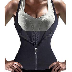 Canotta donna Shaper Body Body Shaper Body Traper con cinturini regolabili