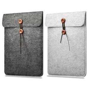 Caso sacchetto molle del manicotto di modo per Apple Macbook Air Pro Retina 11 12 13 15 Laptop copertura antigraffio per Mac Book 13.3 pollici