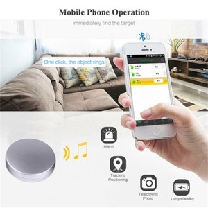 Bluetooth Anti-lost Tracker GPS Tracking Portable Tracker clé Pet Car Phone Wallet Enfants Finder Locator