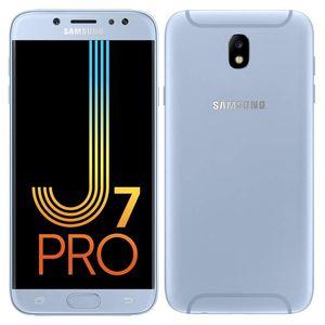 Reformado abierto original Samsung Galaxy Pro 2017 J7 J730F 5,5 pulgadas Octa Core 3 GB de RAM 32 GB ROM 13 MP 3600mAh 4G LTE Android Móvil